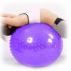 YK1007 บอลโยคะ แบบหนาม ขนาด 95CM