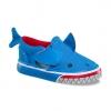 รองเท้าผ้าใบสำหรับเด็ก VANS Toddler Asher V Shark French Blue