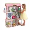 บ้านตุ๊กตาในฝันสำหรับลูกสาว KidKraft Sweet Savannah Wooden Dollhouse
