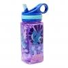 กระติกน้ำแบบหลอดดื่มสำหรับเด็ก Disney Water Bottle with Built-In Straw (Stitch)