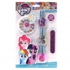 ชุดยาทาเล็บปลอดสารพิษพร้อมอุปกรณ์ตกแต่งเล็บ Townleygirl Beautiful Nail Set (My Little Pony)