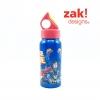 กระติกน้ำสแตนเลสพร้อมหลอดดูด Zak! Designs Eco Hydro Canteen Bottle (Justice League)