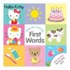 หนังสือภาพเสริมทักษะสำหรับเด็กเล็ก Sanrio Hello Kitty Baby See and Say - First Words