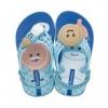 รองเท้าแตะสุดน่ารัก Ipanema Kids Sandals (Cookie & Cream)