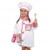 ชุดแฟนซีคอสตูมพร้อมอุปกรณ์สุดน่ารัก Melissa & Doug รุ่น Role Play Costume Set (Chef)