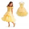 ชุดคอสตูมรุ่นซิกเนเจอร์สุดหรูสำหรับเด็ก Disney Signature Costume for Kids (Belle)