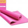 เสื่อโยคะ PVC หนา 6 มิล ขนาด173*61cm ยกลัง 100-1000 ผืน