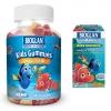 วิตามินเสริมแร่ธาตุโอเมก้า 3 จาก BIOGLAN Kids Gummies Omega-3 Fish Oil