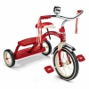 จักรยานสามล้อถีบสุดคลาสสิค Radio Flyer Classic Dual-Deck Tricycle (Red)