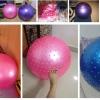 บอลโยคะ แบบหนาม ขนาด 95CM YK1007P