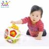 ลูกบอลชวนคลานเสริมพัฒนาการ Huile Toys Happy Ball Crawl and Learn