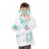 ชุดแฟนซีคอสตูมพร้อมอุปกรณ์สุดน่ารัก Melissa & Doug รุ่น Role Play Costume Set (Doctor)