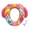 อุปกรณ์รองนั่งชักโครกสำหรับเด็ก Disney Soft Potty Seat (Disney Princess Keys to My Heart)