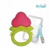 ยางกัดปลอดสารพิษยอดฮิต Ange Baby Teether (Teether Ring - Strawberry)
