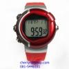 นาฬิกาวัดชีพจรและวัดปริมาณการเผาผลาญแคลอรี่ รุ่น B สีแดง