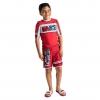 เสื้อและกางเกงว่ายน้ำสำหรับเด็ก Disney Rash Guard and Swim Shorts for Boys (Avengers)