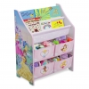 ชั้นเก็บหนังสือและของเล่นสำหรับเด็ก Delta Children Book & Toy Organizer (Disney Princess)