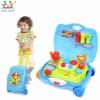 กระเป๋าเดินทางล้อลากสำหรับวิศวกรตัวจิ๋ว Huile Toys Carry-Along-Suitcase (Engineer)