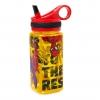 กระติกน้ำแบบหลอดดื่มสำหรับเด็ก Disney Water Bottle with Built-In Straw (Spider-Man)