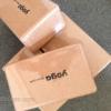 บล็อคโยคะ ไม้ cork YK9004 (Box yoga)