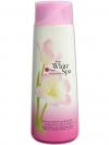 แป้งหอมบำรุงผิว มิสทิน ไวท์ สปา 200gMistine White Spa UV White Perfumed Talc