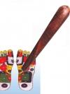 Isme wand massage Foot อิสมี ราสยานไม่กดจุดฝ่าเท้า (เพื่อสุขภาพ)