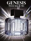 น้ำหอมสเปรย์สำหรับผู้ชาย มิสทิน เจเนซิส / Mistine Genesis Perfume Spray for Men