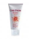 คิวท์เพรส โบทานิค ซันสกรีน เอ็กซ์ตร้า โพรเทคชั่น ครีม พอร์ เฟช เอสพีเอฟ 30 / Cutepress Botanic Sunscreen Extra Protection Cream For Face SPF 30