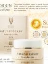 Morrin Natural Cover Foundation Sun Protection / มอรร์ริน เนเชอรัล คัฟเฟวอร์ ฟาวเดชั่น