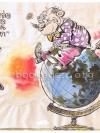 ต้นฉบับการ์ตูนของ อรรณพ กิติชัยวรรณ (แอ๊ด เดลินิวส์, แอ๊ด มติชน)