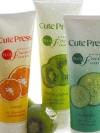 คิวเพรส พลัส เนเชอรัล เฟเชี่ยล โฟม cutepress plus natural facial foam