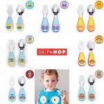 ช้อนและส่้อม Zootensils Little Kid Fork & Spoon
