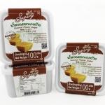 น้ำตาลดอกมะพร้าวชนิดก้อน 100 กรัม (Coconut Flower Sugar 100 g.)
