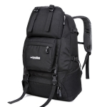 NL16 กระเป๋าเดินทาง สีดำ ขนาดจุสัมภาระ 40 ลิตร