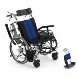 Wheelchair MIKI รุ่น MVWSW-47JD