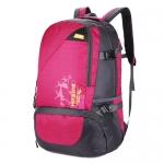 NL20 กระเป๋าเดินทาง สีชมพู ขนาดจุสัมภาระ 40 ลิตร