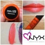 NYX Soft Matte Lip Cream สี # SMLC22 Morocco
