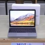 MacBook 12-inch 2017 Space Grey Core m3 1.2GHz RAM 8GB SSD 256GB Apple Warranty 18-10-18