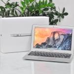 MacBook Air 11-inch Intel Core i5 1.4GHz. Ram 4GB. SSD 128GB. Early 2014.