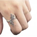 แหวนใบมะกอก