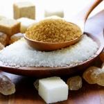 ความสำคัญของน้ำตาลกับสุขภาพ
