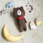 ตุ๊กตาคาดเบลท์ - หมี