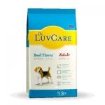 Dr.luvCare Medium Breeds Adult Beef สุนัขโต พันธุ์กลาง รสเนื้อ 500 G x 4 ถุง