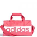 กระเป๋าสะพาย adidas duffle bag (size s) - pink