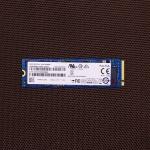 Sandisk SSD PCIe NVMe A400 SD9PN9U-256G -1002 256GB Read/Write : 1600 / 675 MB/s