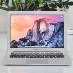 MacBook Air 13-inch Intel Core i5 1.7GHz. Ram 4GB SSD 128GB Mid 2011.