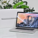 MacBook Pro 15-inch Retina Intel Quad-Core i7 2.0GHz. Ram 8GB SSD 256GB Late 2013.
