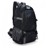 NL01 กระเป๋าเดินทาง สีดำ ขนาดจุสัมภาระ 40 ลิตร