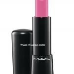 MAC Mineralize Rich Lipstick # Lady Who Lunch 4.04 g (ขนาดปกติ) สีชมพูสดใส ลิปรุ่นใหม่ล่าสุด แท่งใหญ่กว่าเดิม
