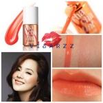 Benefit Cha Cha Tint 4mL ทิ้นท์ใช้ทาปากหรือทาแก้มก็ได้ สีพีช โทนส้มแดง เพิ่มความสดใสให้กับแก้มและริมฝีปาก